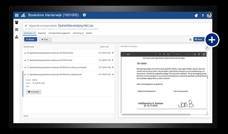 AuditCase - standaardisatie