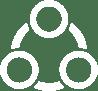 Samenstel micro klein - optimaal samenwerken wit