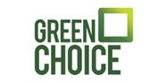 Green choice logo